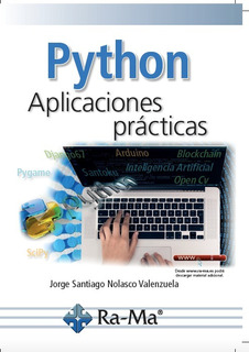 Libro: Python Aplicaciones Prácticas