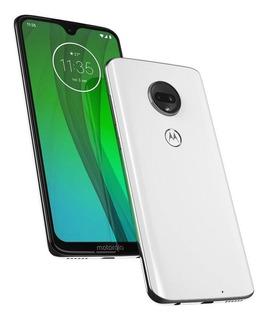 Smartphone Motorola Moto G7 4ram 64gb Lte Dual Branco + Nfe