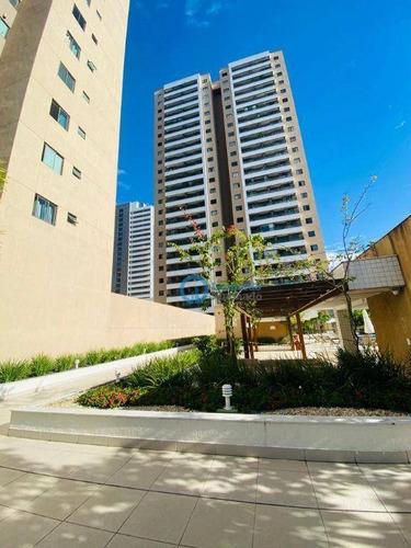 Imagem 1 de 18 de Apartamento Com 2 Dormitórios À Venda, 55 M² Por R$ 390.000 - Papicu - Fortaleza/ce - Ap1081