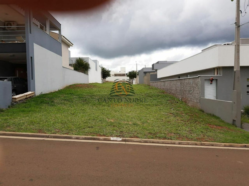 Imagem 1 de 4 de Terreno À Venda No Bairro Residencial Village Damha Ii - Araraquara/sp - 1037