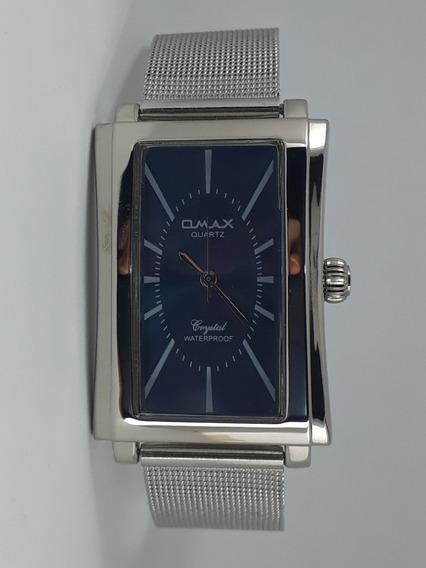 Reloj Original Omax Quartz Para Caballero Cod018