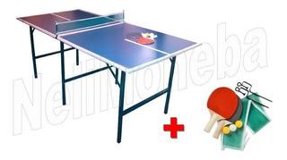 2 Paletas 3 Pelotitas Mesa Ping Pong E N V I O - G R A T I S