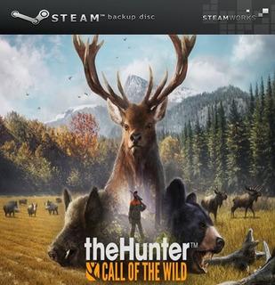 Thehunter Call Of The Wild - Steam / Entrega Inmediata