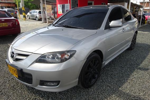 Mazda 3 Automatico Sedan 2.0 Gris Mod 2008