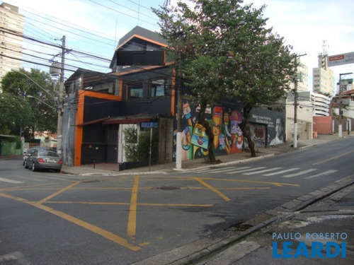 Imagem 1 de 15 de Prédio - Pinheiros  - Sp - 606249