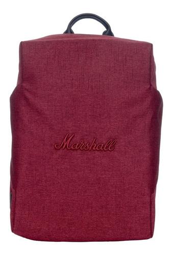 Morral Marshall Cityrocker Crimson Rojo