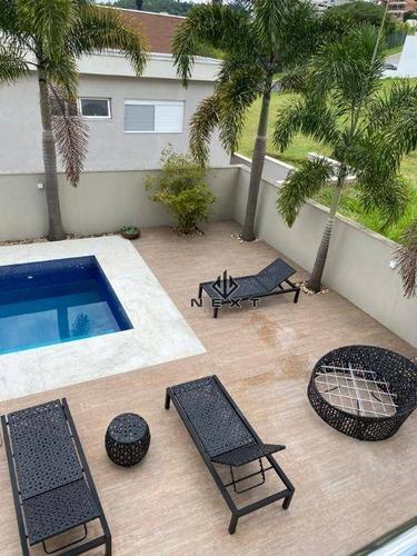 Imagem 1 de 30 de Casa Com 4 Dormitórios À Venda, 540 M² Por R$ 4.300.000,00 - Gênesis 2 - Santana De Parnaíba/sp - Ca0748