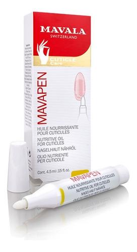 Lapiz Mavapen Con Aceite De Tratamiento Para Cuticulas Maval