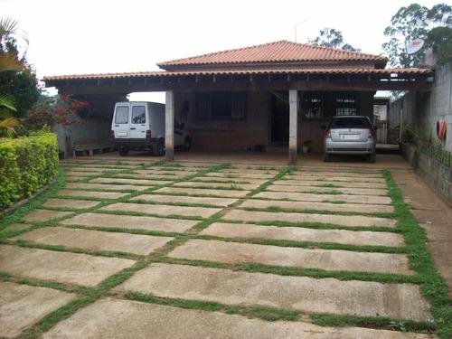 Imagem 1 de 14 de Chácara 780 M2 À Venda Jardim Casa Branca Suzano Ch-0011