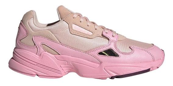 Zapatillas adidas Originals Mujer Falcon Zip- 7421 - Moov