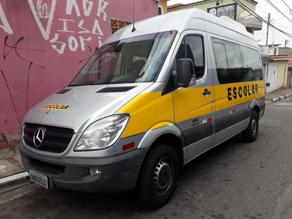 Mercedes Benz Sprinter Van 2.2 Cdi 415 Teto Alto 20 Lugares