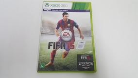 Fifa 15 - Xbox 360 - Original - Midia Física