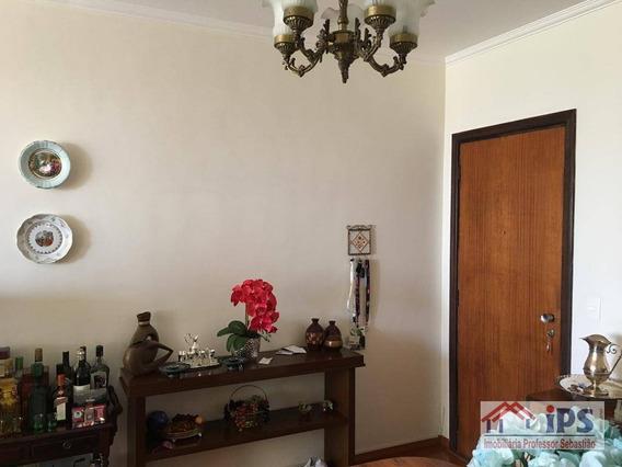 Apartamento Com 3 Dormitórios À Venda Por R$ 750.000 - Jardim Chapadão - Campinas/sp - Ap0676