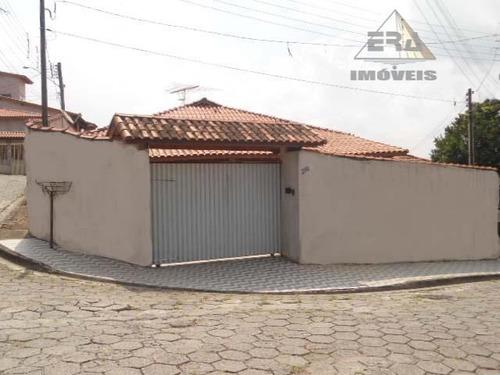 Imagem 1 de 11 de Casa Residencial À Venda, Chácara São José, Arujá - Ca0047. - Ca0047