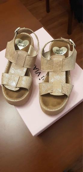 Sandalias Mini Viamo N* 34