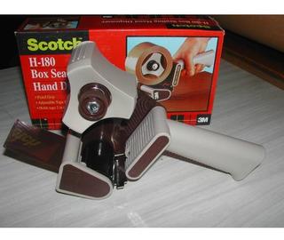 Dispenser Racionador Portarollo Embalar 3m Scoth H-180