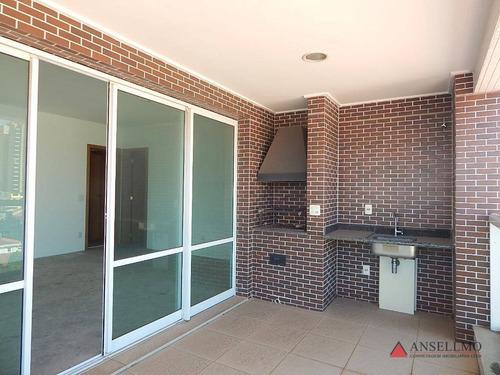 Apartamento Com 3 Dormitórios À Venda, 133 M² Por R$ 800.000,00 - Jardim Do Mar - São Bernardo Do Campo/sp - Ap1950