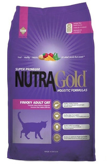 Nutra Gold Cat Finicky 7,5 Kg + Despacho Gratis V Región**