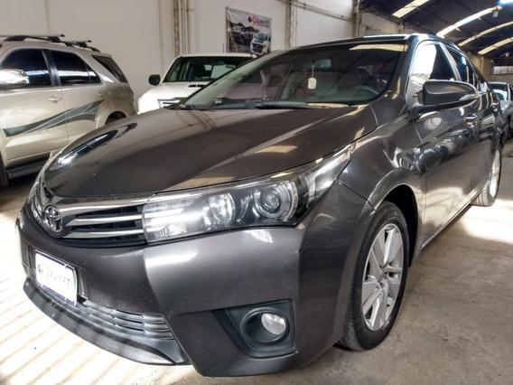 Toyota Corolla 1.8 Xei Cvt.año 2015.unica Mano