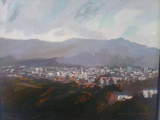 Obra Original Alirio Cañizales