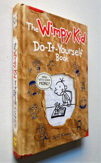 The Wimpy Kid Do It Yourself Book - Jeff Kinney