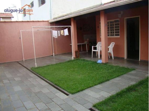 Casa Com 3 Dormitórios À Venda, 140 M² Por R$ 593.000 - Jardim Das Indústrias - São José Dos Campos/sp - Ca1561