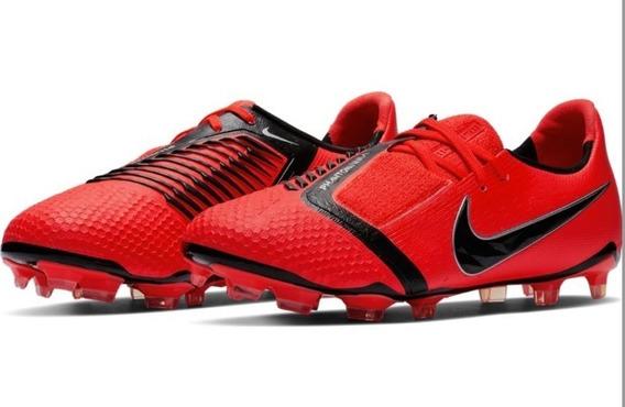 Botines De Futbol 11 Nike Jr. Phantom Venom Elite. Gama Alta