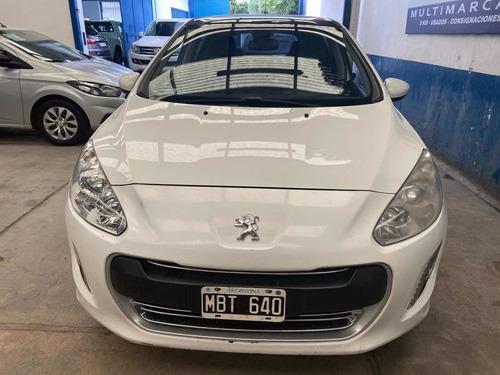 Imagen 1 de 6 de Peugeot 308 2.0 Feline Automatico 2013