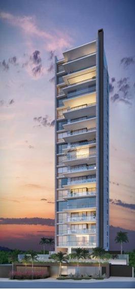 Apartamento Com 4 Dormitórios À Venda, 178 M² - Cambuí - Campinas/sp - Ap0653