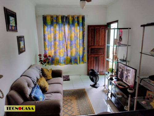 Imagem 1 de 26 de Excelente Casa Com 02 Dormitórios Para Venda Com  60 M² No Bairro Jardim Quietude Em  Praia Grande/sp. - Ca4870