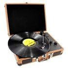 Sound Around Pyle-home Retro Belt-drive Turntable W/ Usb-to-