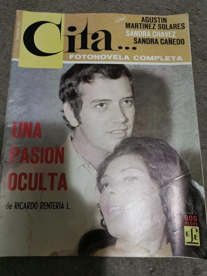 Fotonovela Cita Con Póster De José José