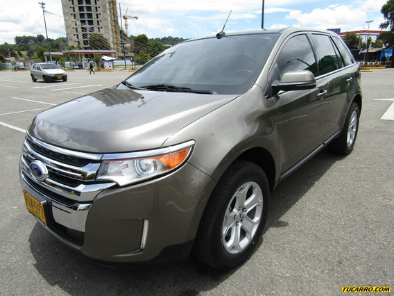 Ford Edge Limited Tp 3500cc Aa Ct 4x4