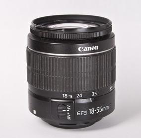 Lente Canon Ef-s 18-55mm F/3.5-5.6 Iii Af