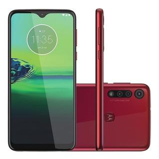 Motorola Moto G G8 Play Dual Sim 32 Gb Royal Magenta 2 Gb R