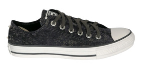 Tênis Converse Chuck Taylor All Star Ox Ferro Ct0487000133