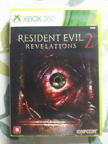 Resident Evil Revelations 2 Xbox 360 Português