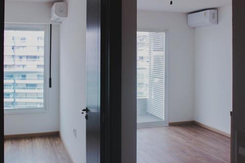 Vente Y Alquiler De Apartamento 1 Dormitorio Con Balcón En Pocitos