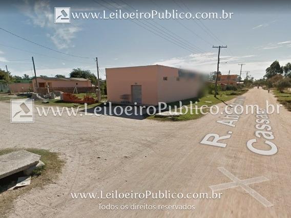 Capão Do Leão (rs): Terreno + Prédio Comercial Npdep