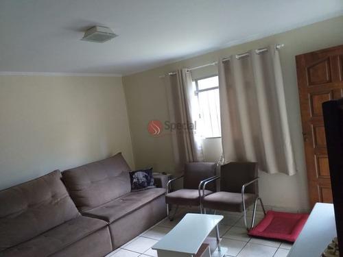 Sobrado Com 2 Casas, Ideal Para Renda Ou Moradia No  - Ta8107