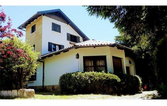 Casa En Venta Bariloche Km 12 Sobre Costa De Lago