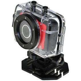 Câmera Digital Sport Hd 6120, Tela: Lcd 1.77