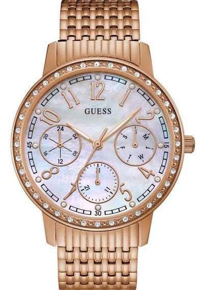 Relógio Guess 92693lpgdra2 L7/8 Aco Inox Feminino