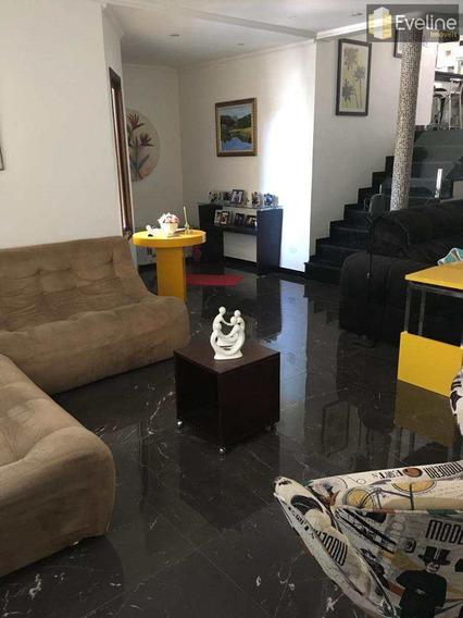 Casa De Condomínio Com 3 Dorms, Parque Residencial Itapeti, Mogi Das Cruzes - R$ 1.15 Mi, Cod: 693 - V693