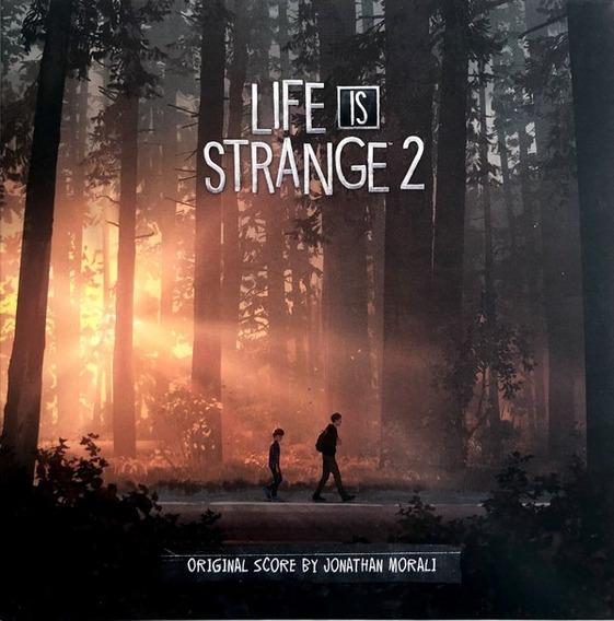 Life Is Strange 2 + Captain Spirit Com Todas As Dlcs Pc