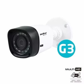Camera Intelbras Hdcvi 720p Mult Hd 1120b 2,8mm 20mts G3