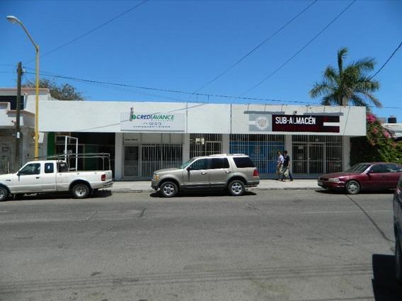 Edificio En Venta, Calle Bravo, Colonia Centro.