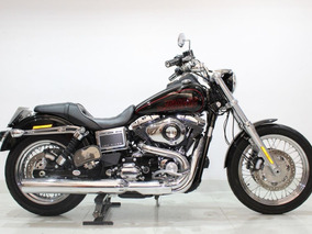 Harley-davidson Dyna Low Rider 2015 Preta