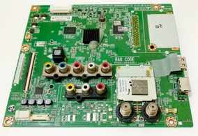 Placa Principal Lg 60pb6500 - Ebl61400001