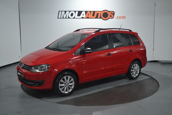 Volkswagen Suran Trendline M/t 2011 -imolaautos-